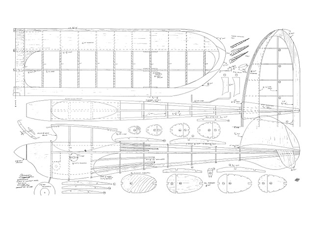 Sea Hawk - plan thumbnail image
