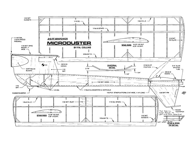 Microduster - plan thumbnail image
