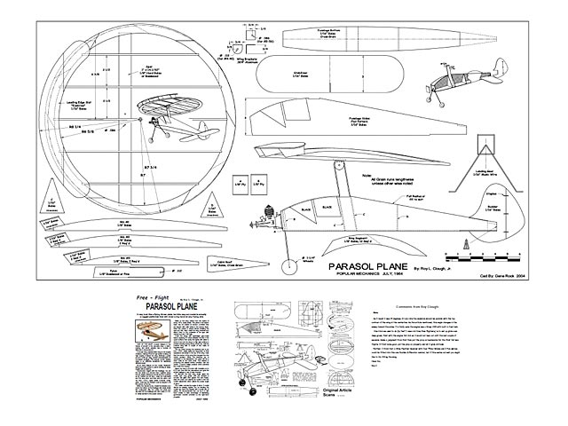 Parasol Plane - plan thumbnail image
