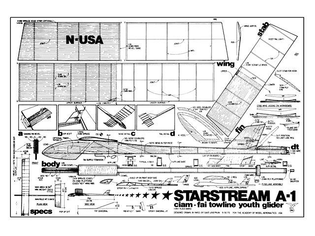 Starstream A-1 - plan thumbnail image