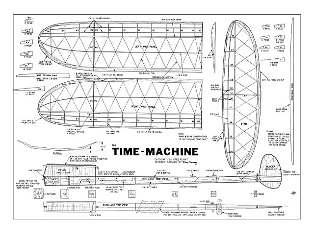 Time Machine - plan thumbnail image