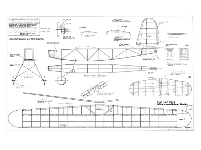 Lapwing - plan thumbnail image