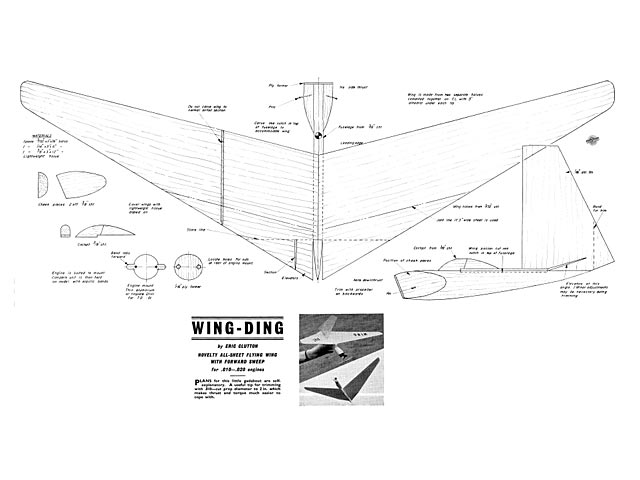 Wing Ding - 9665