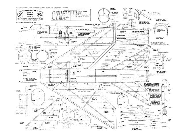 English Electric Lightning - 9707