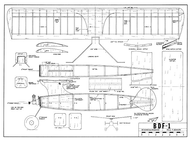 BDF-1 (oz973) by Paul Denson