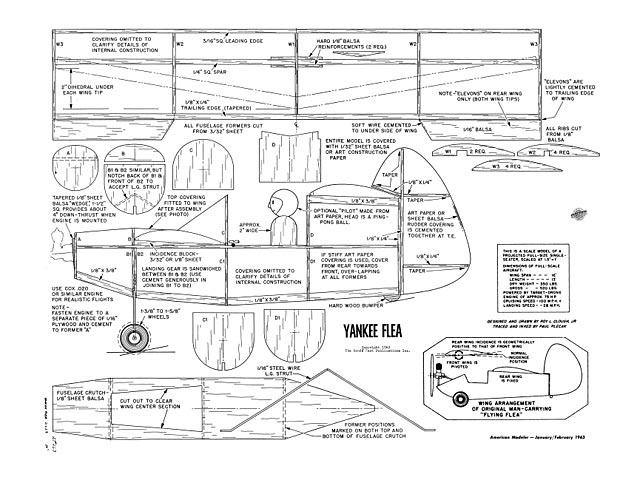 Yankee Flea - plan thumbnail image
