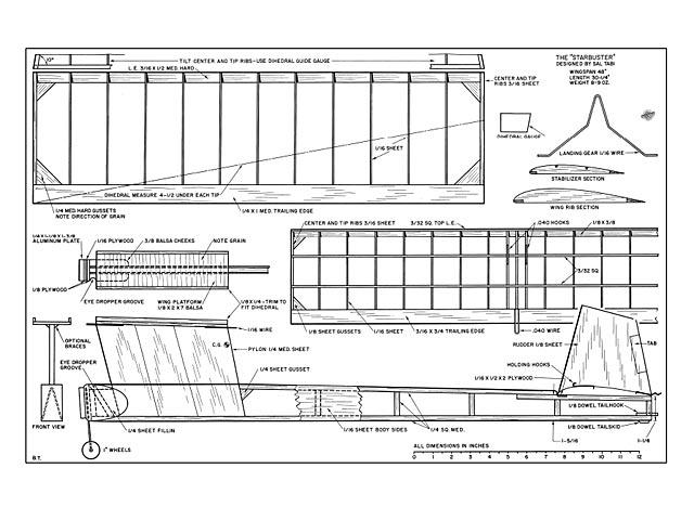 Starbuster - plan thumbnail image