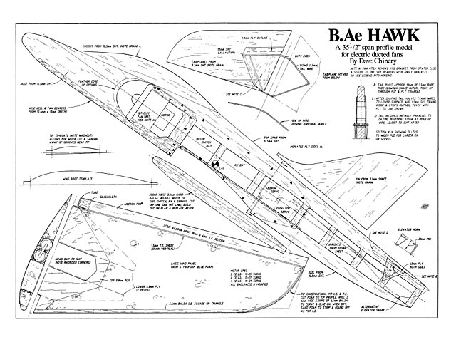 Fun Hawk - plan thumbnail image