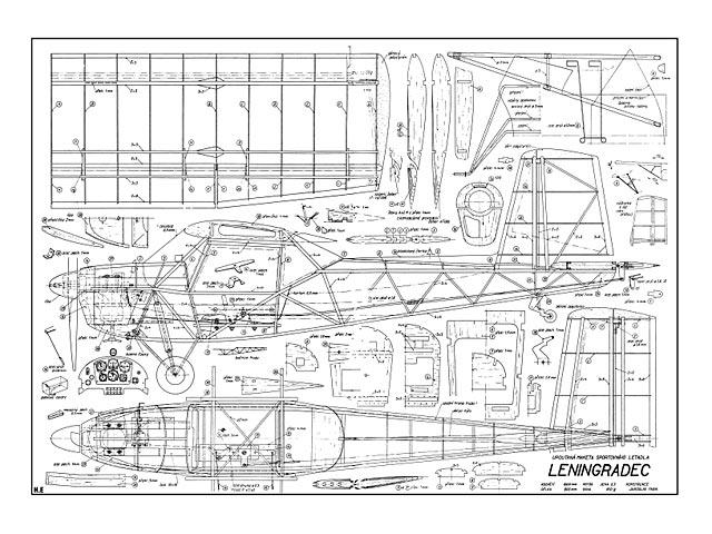 Leningradec - plan thumbnail image