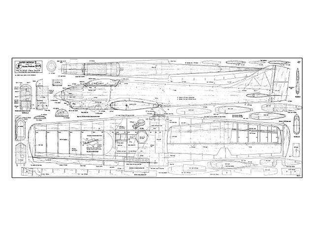 Super Sicroly II - plan thumbnail image