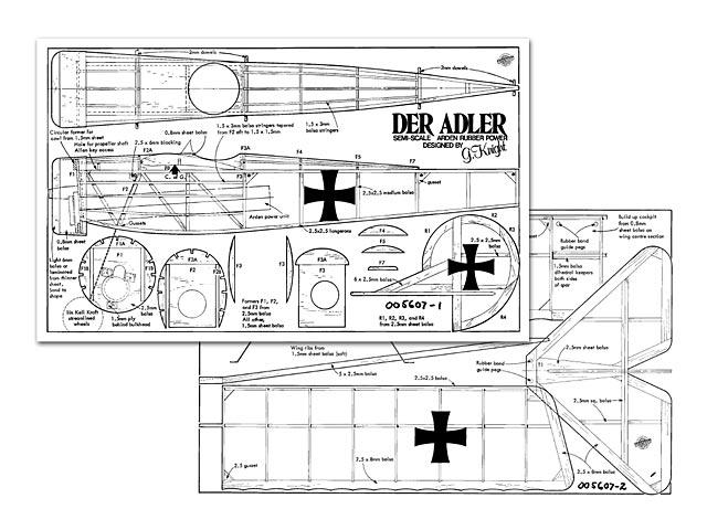 Der Adler - plan thumbnail image