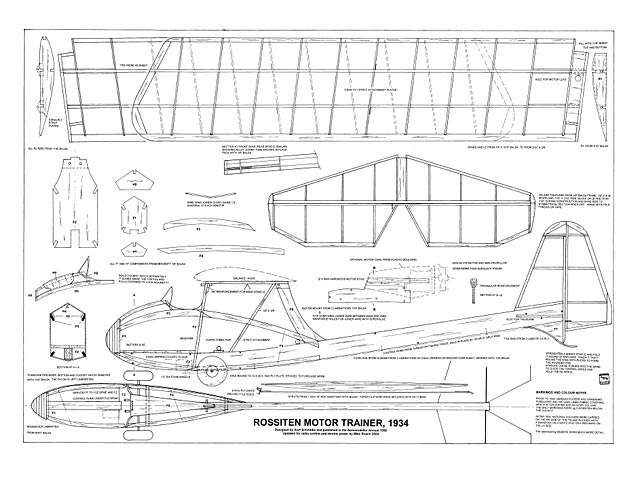 Rossiten Motor Trainer - plan thumbnail image