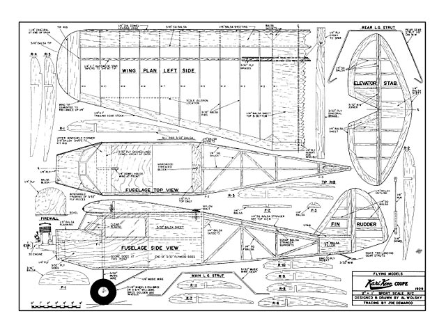 Kari Keen Coupe - plan thumbnail image