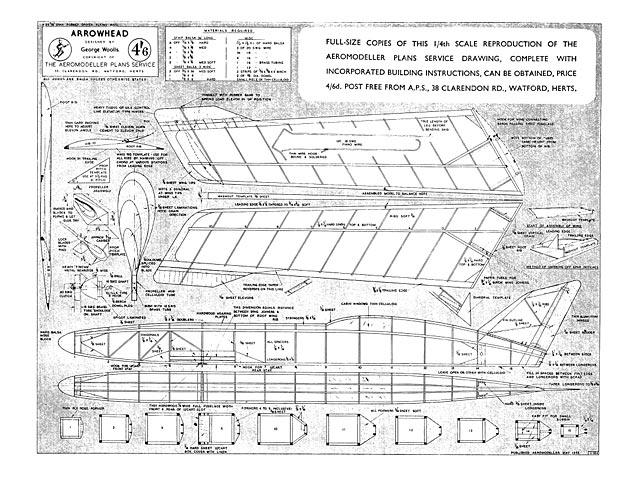 Arrowhead - plan thumbnail image