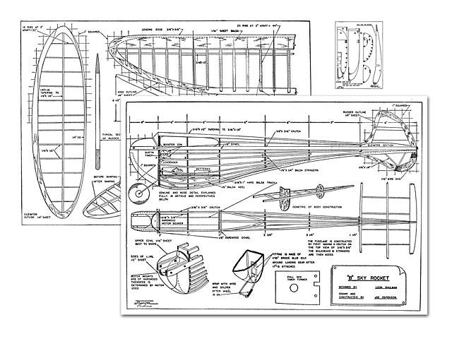 Sky Rocket B - plan thumbnail image