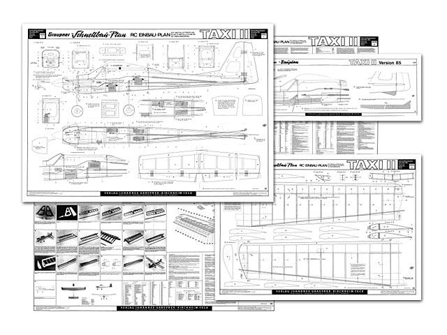 Taxi II - plan thumbnail image