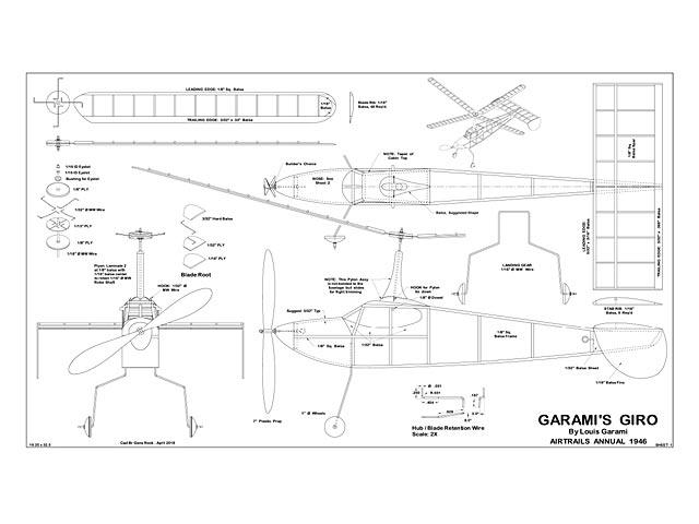 Garami Giro - plan thumbnail image