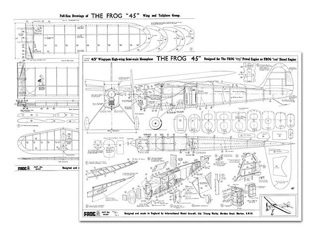 Frog 45 MkI - plan thumbnail image