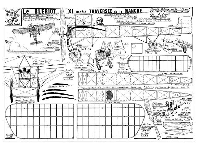 Bleriot Manche (oz999) by Emmanuel Fillon